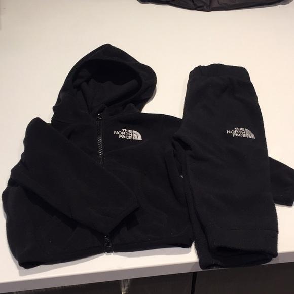 North Face Sweat Suit